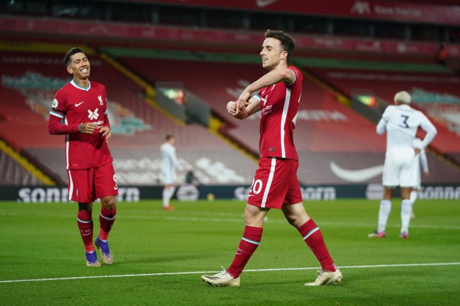 THREE PLAYERS YOU CAN REPLACE LIVERPOOL'S DIOGO JOTA WITH IN YOUR FPL SIDE