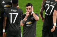 BRUNO FERNANDES NAMES PLAYER HE WOULD LOVE TO PLAY WITH AT MANCHESTER UNITED.